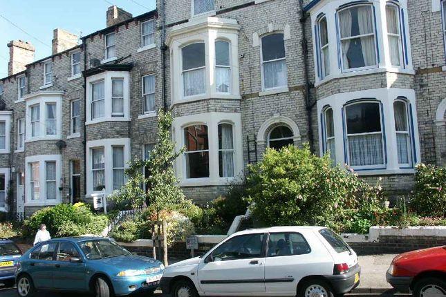 Thumbnail Flat to rent in Royal Avenue, Scarborough, Scarborough