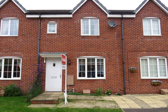 Thumbnail Terraced house for sale in Cowslip Close, Huntington, Cannock