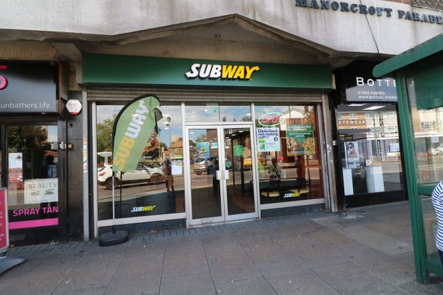 Thumbnail Commercial property to let in College Road, Cheshunt