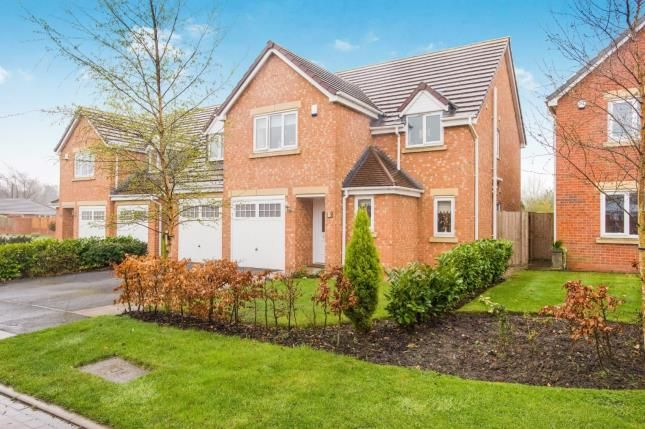 Thumbnail Detached house for sale in Leveret Court, Farington Moss, Leyland, Lancashire