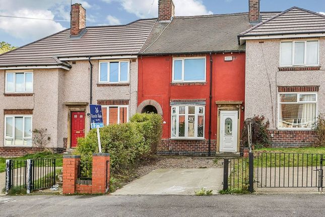 Thumbnail Terraced house to rent in Aylward Road, Sheffield