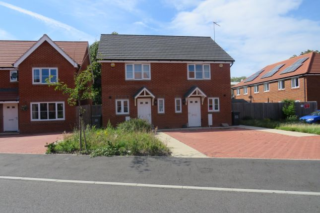 Thumbnail Property to rent in Offord Grove, Leavesden, Watford