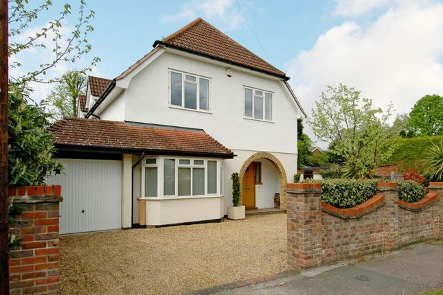 Thumbnail Detached house to rent in Woodside Avenue, Walton-On-Thames
