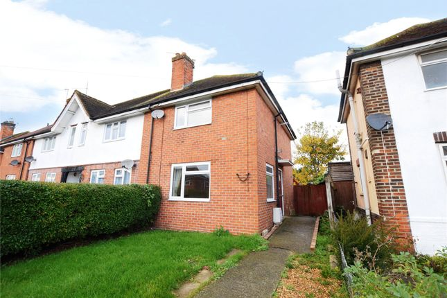 Thumbnail End terrace house to rent in Callington Road, Reading, Berkshire