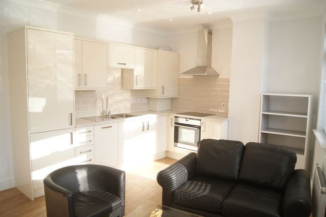 Thumbnail Flat to rent in High Street, Yatton