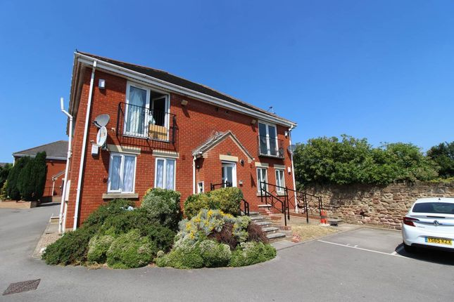 Thumbnail Flat to rent in Rockingham Court, Belgrave Road, Barnsley