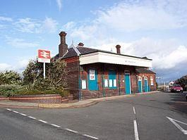 Thumbnail Commercial property to let in Former Ticket Office, Abergele & Pensarn Railway Station, Abergele, Clwyd