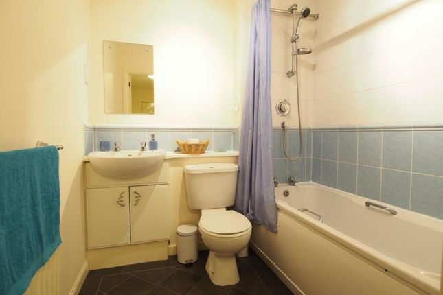 Bathroom of St Stephens Court, Charles Street AB25