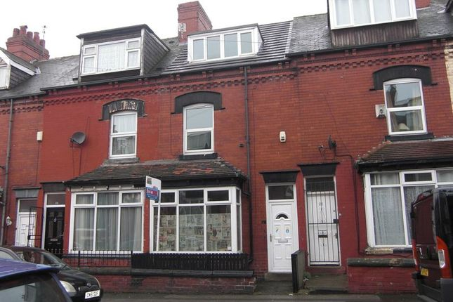 Thumbnail Terraced house to rent in Seaforth Place, Leeds