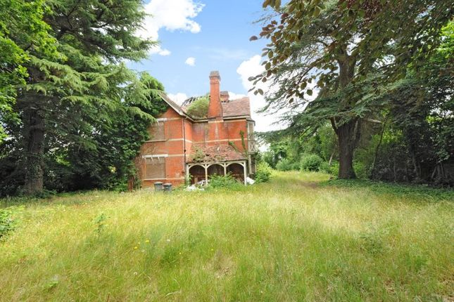 Thumbnail Land for sale in Sunningdale, Berkshire