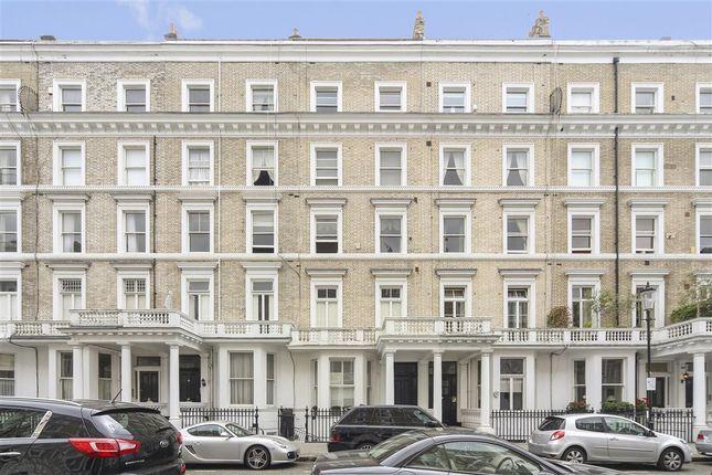 Exterior of Elvaston Place, London SW7