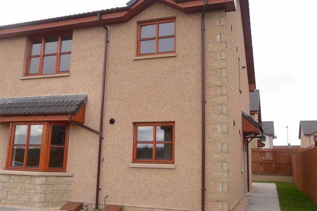 Thumbnail Flat to rent in Thornhill Drive, Moray, Elgin