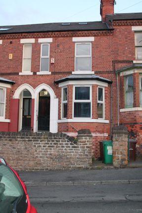Thumbnail Semi-detached house to rent in Balfour Road, Lenton, Nottingham
