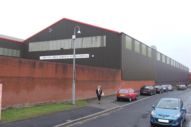 Thumbnail Industrial to let in Part Ppsi Building, West View / Sellers Street, Preston