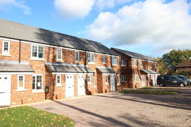 Thumbnail Semi-detached house for sale in Cotton Field Road, Holmes Chapel, Crewe