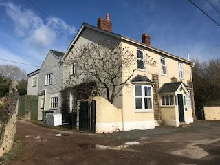 Thumbnail Detached house for sale in Fawley, Kings Caple, Hereford