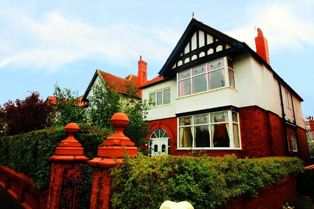 Thumbnail Detached house for sale in St. Thomas Road, Lytham St Annes, Lancashire