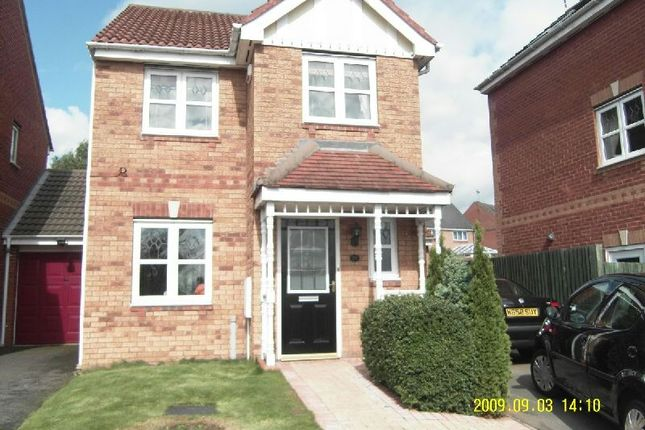 Thumbnail Detached house to rent in Impey Close, Thorpe Astley, Thorpe Astley