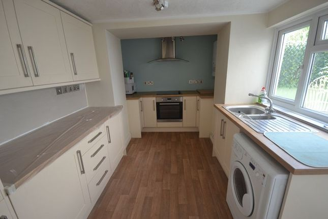 Thumbnail Terraced house to rent in The Avenue, Carmarthen