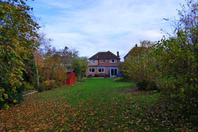 Rear Garden of Yarnells Hill, Oxford OX2