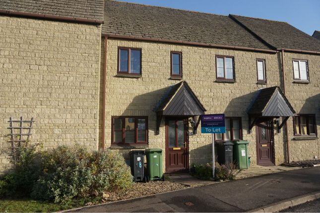 Thumbnail Terraced house to rent in Coxwell Road, Faringdon