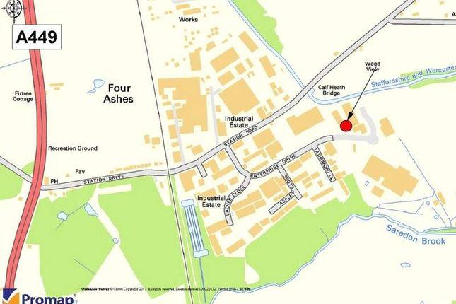 The Dell Business Park, Enterprise Park, Four Ashes WV10