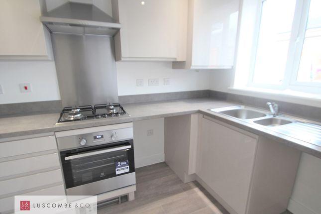 Kitchen of Dehavilland Road, Rogerstone, Newport NP10