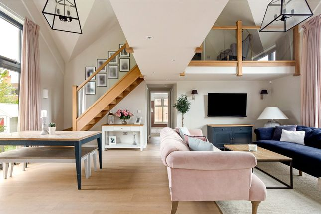 Thumbnail Flat for sale in Mill House, Hilliers Yard, Marlborough, Wiltshire