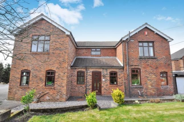 Thumbnail Detached house for sale in Boon Hill Road, Bignall End, Stoke-On-Trent, Staffordshire