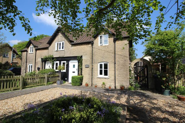 Thumbnail Semi-detached house for sale in The Hamlet, Chippenham