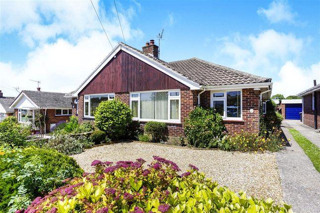 Thumbnail Semi-detached bungalow for sale in Ellerslie Close, Charminster, Dorchester