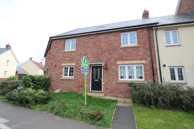 Thumbnail Semi-detached house for sale in Canal View, Bathpool, Taunton
