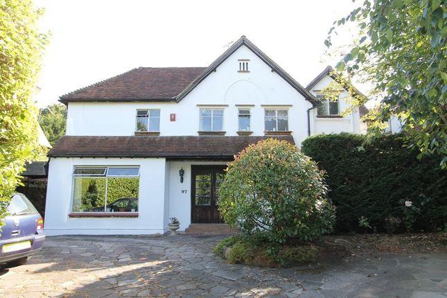 5 bed detached house for sale in Burdon Lane, Cheam, Sutton