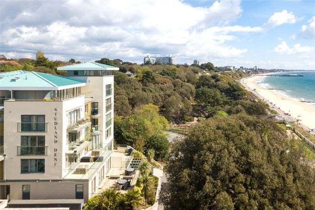 Thumbnail Flat for sale in Studland Road, Alum Chine, Bournemouth