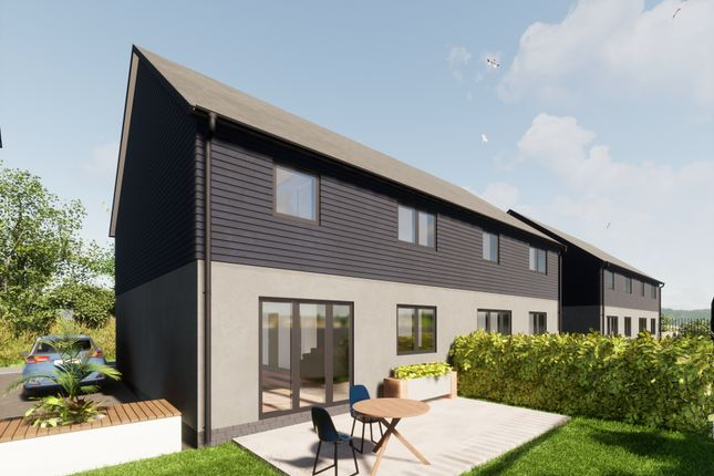 3 bed semi-detached house for sale in Kings Hill, Bude EX23