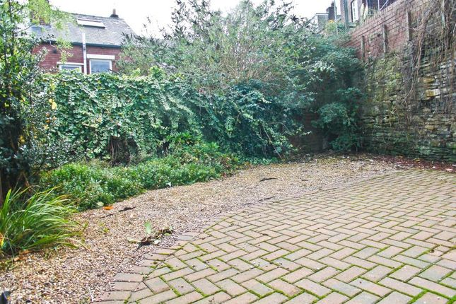 Rear Garden of Hunter Hill Road, Hunters Bar, Sheffield S11