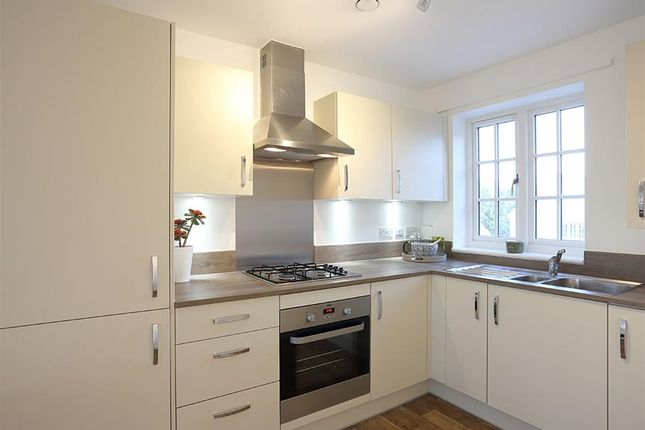 Kitchen Cgi of Church View, Tenterden, Kent TN30