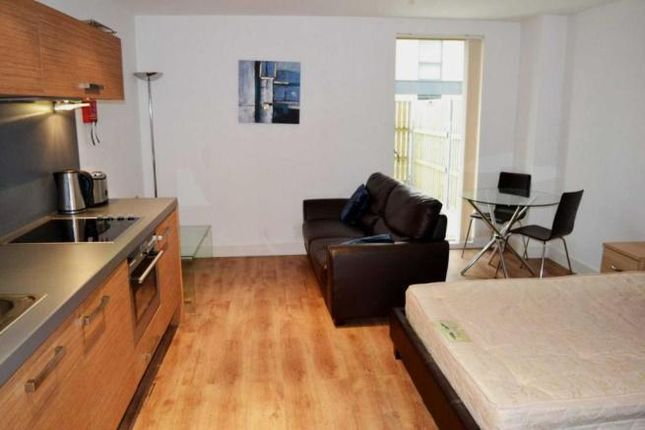 Thumbnail Studio for sale in Vallea Court, Red Bank, Manchester.