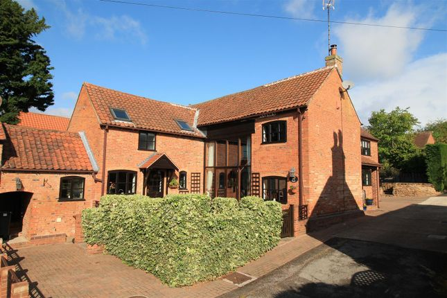 Thumbnail Barn conversion for sale in Main Street, Woodborough, Nottingham