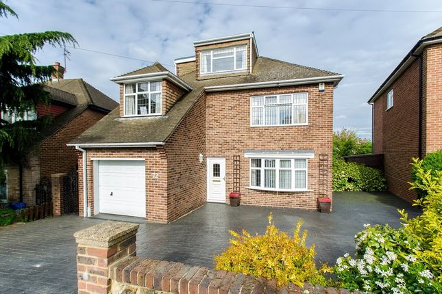 Thumbnail Detached house for sale in The Drive, Gravesend