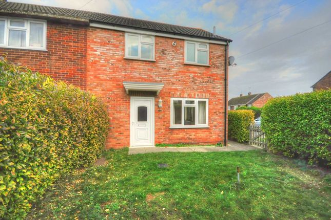 Thumbnail Semi-detached house to rent in Moats Crescent, Thame