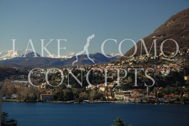 Thumbnail Land for sale in Blevio, Lake Como, Lombardy, Italy