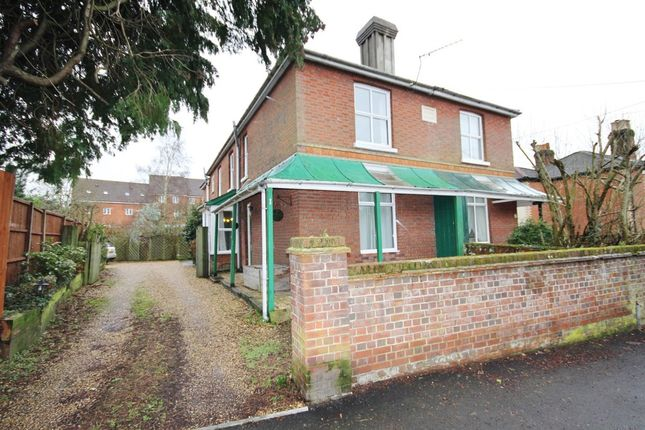 Thumbnail Semi-detached house for sale in Swaythling Road, West End, Southampton