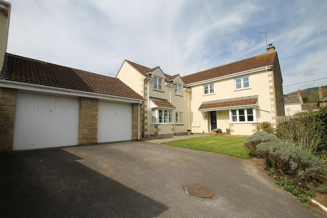 Thumbnail Detached house for sale in Mendip Lea Close, Draycott, Cheddar