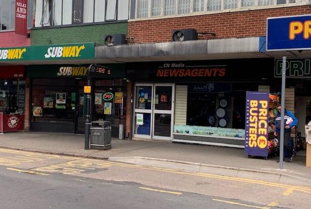 Thumbnail Retail premises to let in 82, Queens Road, Leicester