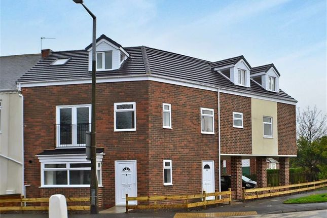 Thumbnail Flat to rent in Stemar House, Plessey Road, Blyth