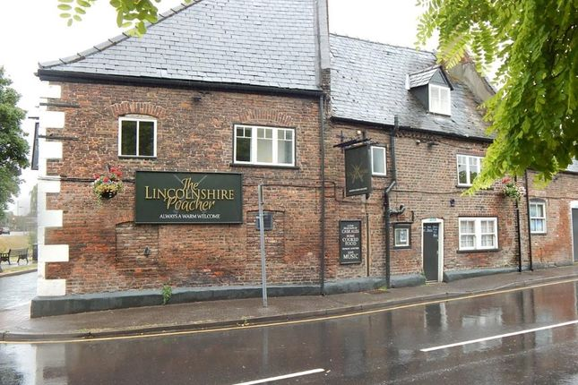 Thumbnail Link-detached house for sale in The Lincolnshire Poacher, 11 Double Street, Spalding, Lincolnshire