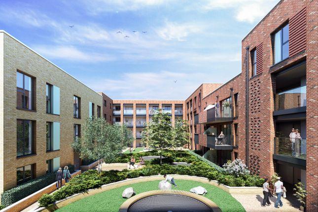 2 bedroom flat for sale in Reynard Mills, Reynard Way, London