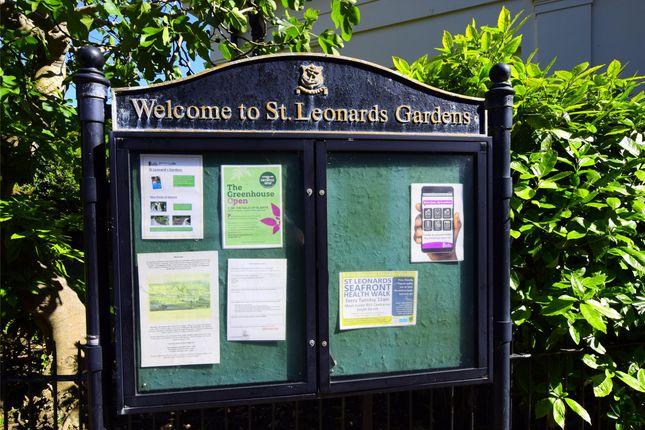St. Leonards Gardens