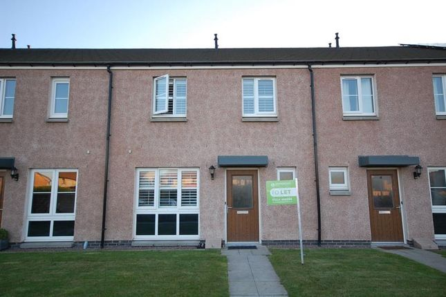 Thumbnail Terraced house to rent in Whitehills Lane South, Aberdeen